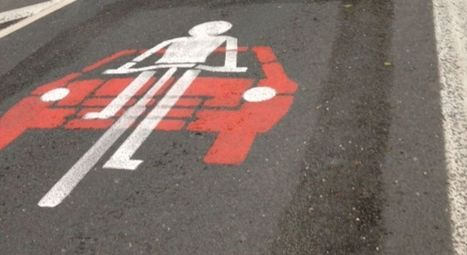 Une étude le confirme: rouler à vélo à contresens est moins dangereux | RoBot cyclotourisme | Scoop.it