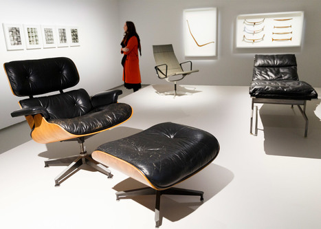 Barbican's The World of Charles and Ray Eames exhibition | retail and design | Scoop.it