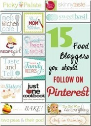 Recipe Bloggers You Should Be Following On Pinterest | Pinterest | Scoop.it
