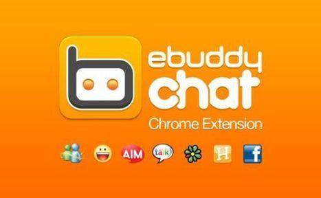 eBuddy lanza su propia extensión para Google Chrome | Las TIC y la Educación | Scoop.it