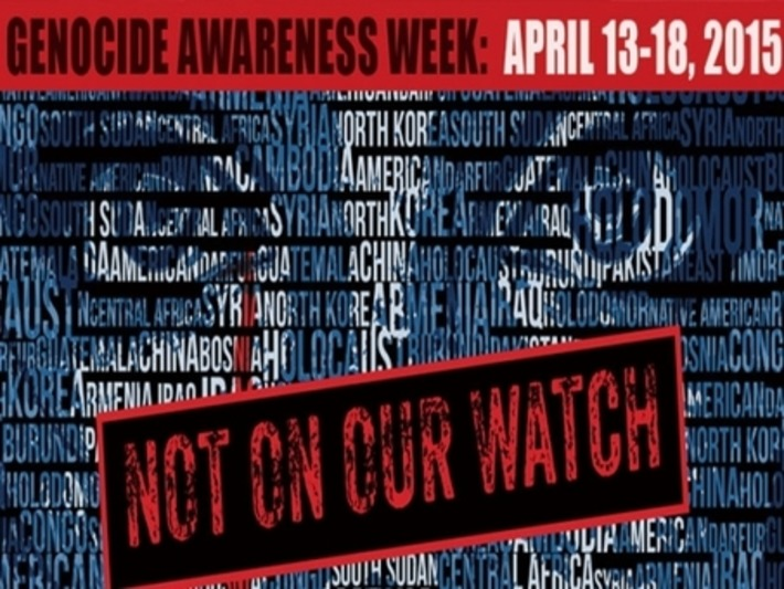 3rd annual Genocide Awareness Week April 13-18 - SCC News | Crimes Against Humanity | Scoop.it