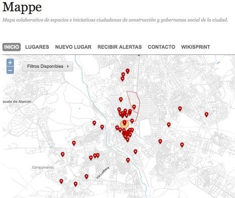 Iniciativas Ciudadanas   Cartografia Ciudadana   Scoop.it