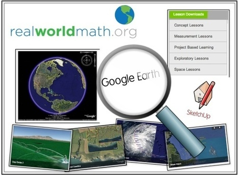 4 Tools to Connect Students to Real World Math | KB...Konnected's  Kaleidoscope of  Wonderful Websites! | Scoop.it