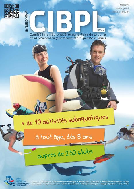 Le CIBPL lance son premier magazine   Moi, je plonge à l'Ouest !   Scoop.it