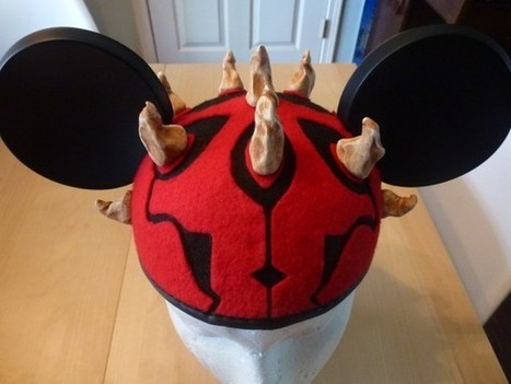 Mickey Mouse Ears With a Star Wars Spin | Geek On | Scoop.it