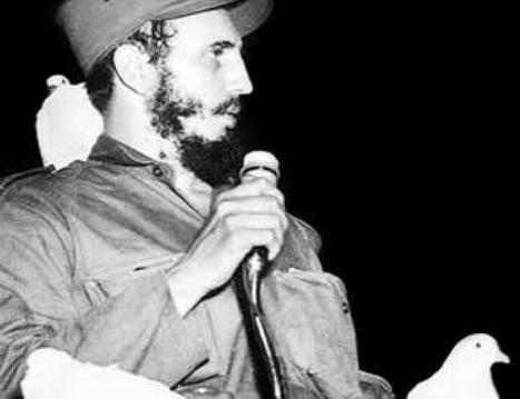 """Fidel Castro (1926-2016): """"De geschiedenis zal me vrijspreken""""   Mijn gazet   Scoop.it"""