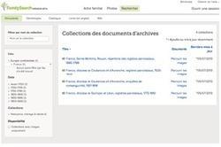Les actes français de retour sur le site des Mormons | Recherches généalogiques | Scoop.it