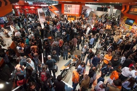 Preview 2013: The International Motorcycle Show Comes to Our Hood - Motorcyclist Magazine | Ductalk Ducati News | Scoop.it