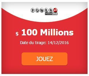 100 000 000 $ au #Powerball  et 59 400 000 € au #SuperEnalotto #SuperStar Tirage ce Lundi 12-12. | Pariez avec ASTROQUINTE | Scoop.it