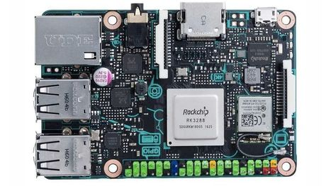 The Tinker Board is a more powerful Raspberry Pi rival from Asus | Nerd Vittles Daily Dump | Scoop.it