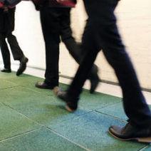 Each Step on Smart Hallway Helps Power School : DNews | Radio Show Contents | Scoop.it