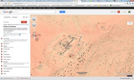 Nubian archaeological sites on GoogleMap | Nubia | Scoop.it