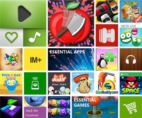 La tienda de Windows Phone supera las 120.000 aplicaciones en apenas dos años de vida | Applicantes | Hipermedia | Scoop.it