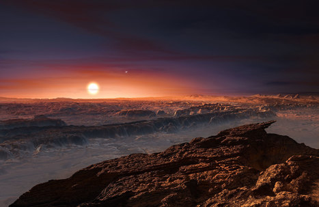 New Planet Found Orbiting Proxima Centauri | Aquatic Viruses | Scoop.it