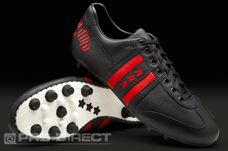 Pantofola dOro Football Boots from Le Marche | Le Marche & Fashion | Scoop.it