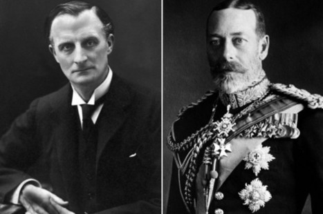 'Find a reason to go to war with Germany': said King George V | British Genealogy | Scoop.it
