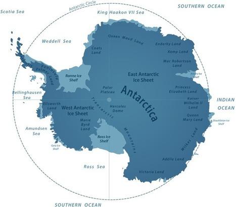Hurtigruten - History of Antarctica | Navigate | Scoop.it