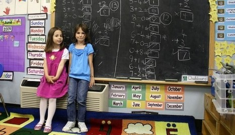 Girls and Math: Busting the Stereotype | Math with #numberschat | Scoop.it