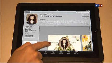 Les maisons d'édition aussi passent au numérique | Digital Creativity & Transmedia | Scoop.it