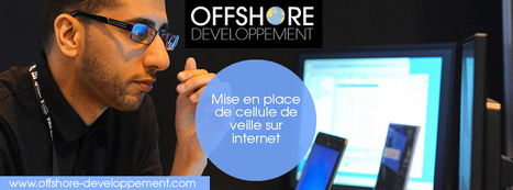 Mise en place de cellule de veille sur internet | Offshore Developpement | Scoop.it