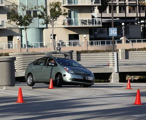 The Massive Economic Benefits Of Self-Driving Cars | Forbes | Robohub | Scoop.it