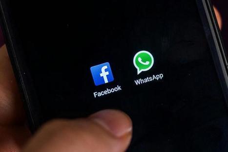 WhatsApp: «Nous ne pouvons pas voir vos messages privés ou écouter vos appels, et Facebook non plus» ...