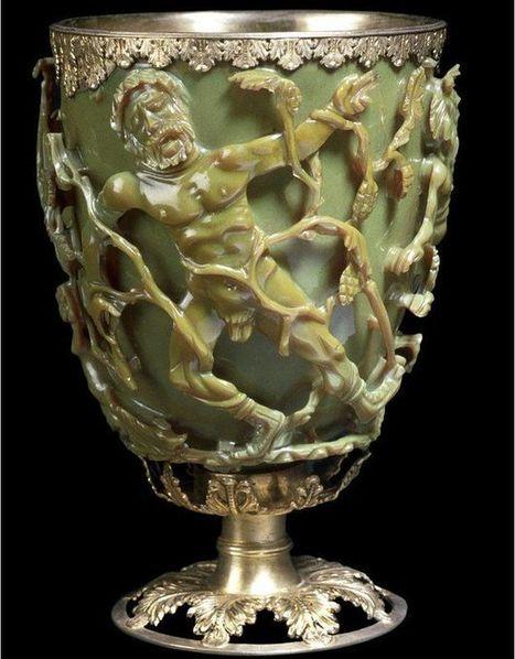 Cómo la asombrosa copa de Licurgo demuestra que los romanos fueron pioneros en nanotecnología - BBC Mundo | Ingeniería Biomédica | Scoop.it