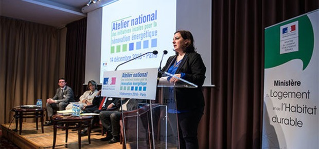 Emmanuelle Cosse a lancé le premier Atelier national des initiatives locales pour la rénovation énergétique | La Revue de Technitoit | Scoop.it