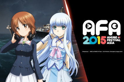 Wargaming To Showcase Arpeggio And Girls Und Panzer Mods In AFA Anime Festival Asia