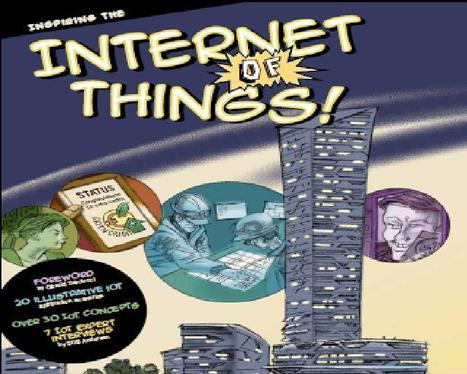IoT Comic Book Special Edition   Objets connectés - Usages enrichis   Scoop.it