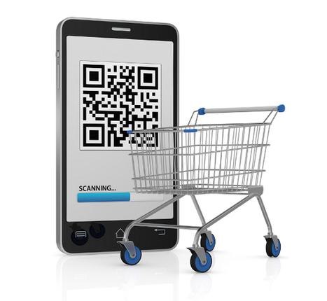 Paiement électronique : PayPal déploie l'argument QR code | CRM & MARKETING DIGITAL | Scoop.it