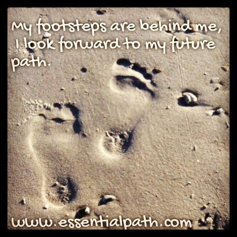 Footsteps | A Heart Centered Life | Scoop.it