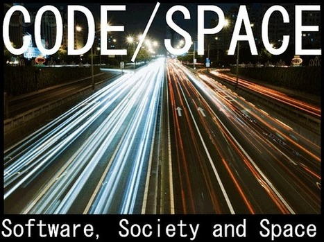 Code/Space: a Book | comple-X-city | Scoop.it
