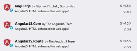 This angularjs app has been deplopyed into Azure, which consumes webapi services | javascript node.js | Scoop.it