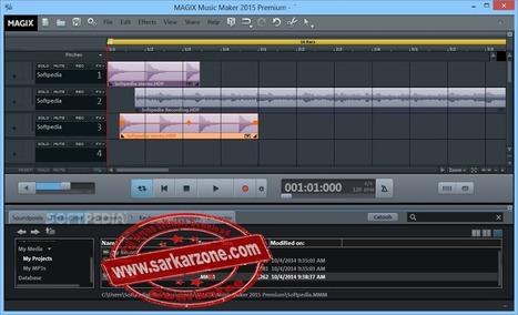 magix music maker crack free download