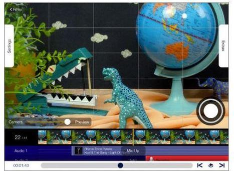 How to Do Stop Motion Videos on iPads - Jonathan Wylie | TIC, educación y demás temas | Scoop.it