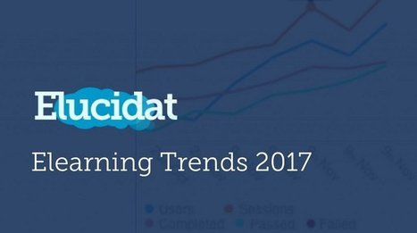 Top 10 eLearning Trends To Watch In 2017 | E-Learning - Lernen mit digitalen Medien | Scoop.it