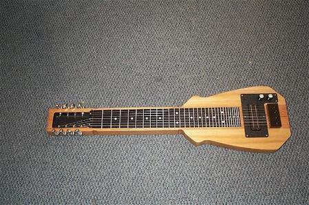 Wavelore Pedal Steel Guitar KONTAKT 18
