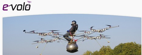 e-volo | 21st Century Innovative Technologies and Developments as also discoveries, curiosity ( insolite)... | Scoop.it