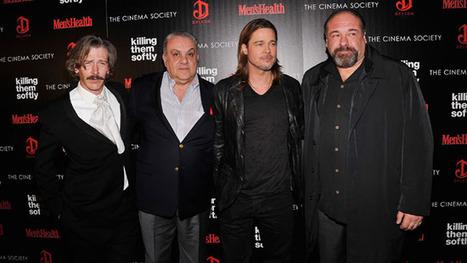 James Gandolfini, Ray Liotta Talk 'Killing Them Softly' Politics - Hollywood Reporter | CLOVER ENTERPRISES ''THE ENTERTAINMENT OF CHOICE'' | Scoop.it
