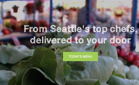 Seattle Food Delivery from Local Chefs | Lish | Creatives at Home on the Internet | Scoop.it