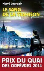 Prix Quai des Orfèvres 2014 : Hervé Jourdain reçoit son prix des mains de Jean Dujardin   Les livres - actualités et critiques   Scoop.it