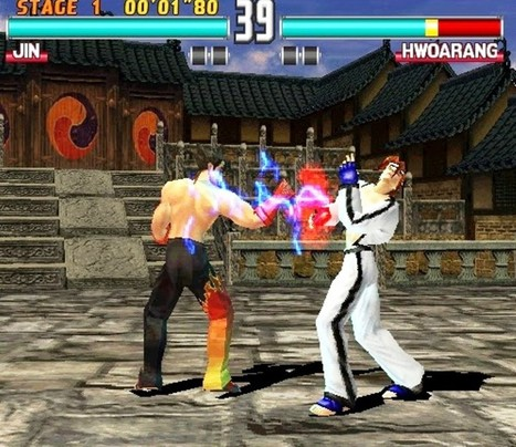 Tekken 3 game for pc – download free games and softwares.