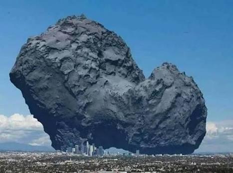 Rosetta sempre più vicina alla cometa | astronotizie | Scoop.it