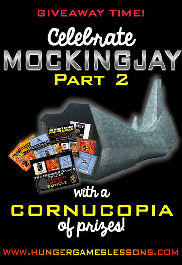 Hunger Games Lessons: Mockingjay Part 2 Giveaway for Teachers | Hunger Games Teaching Resources | Scoop.it