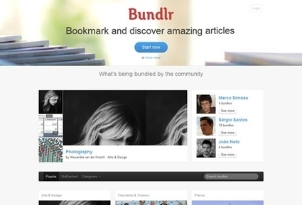 Bundlr, herramienta para curación de contenidos web - BiblogTecarios | El Content Curator Semanal | Scoop.it
