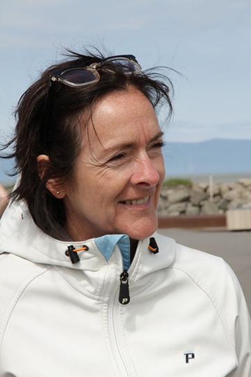 Chantal Caron : porte parole de La Fête des chants de marins | Cré Tonnerre | Scoop.it