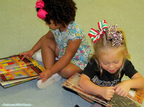 RainbowsWithinReach: The Power of the BOOK | ways2play | Scoop.it