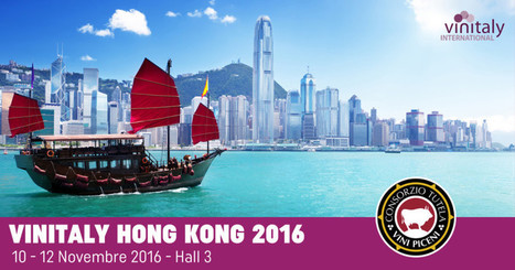 The southern Le Marche Wines speak Chinese at Vinitaly Hong Kong 2016 | Wines and People | Scoop.it
