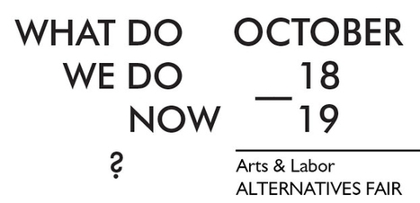 What Do We Do Now? + Performing Change | eyebeam.org | Social Art Practices | Scoop.it